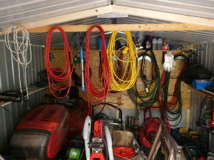 East Coast Containers Household Items not Recommended for Garage Storage